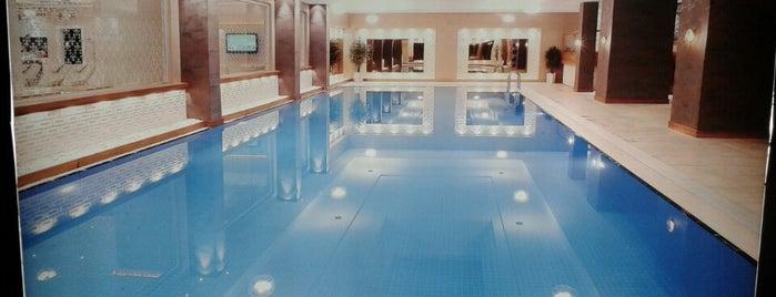 Atlantis Royal Sauna is one of İstanbul Avrupa Yakası #4 🍁🍃.