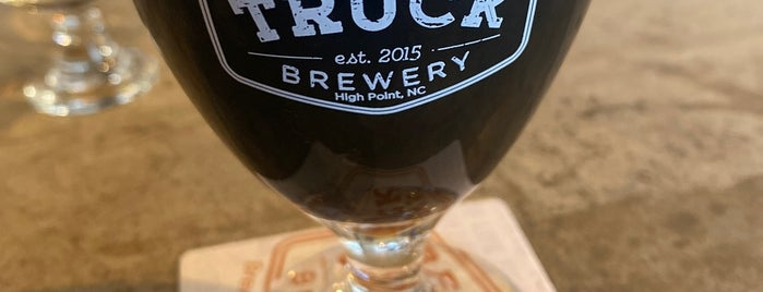 Brown Truck Brewery is one of Breweries or Bust 2.