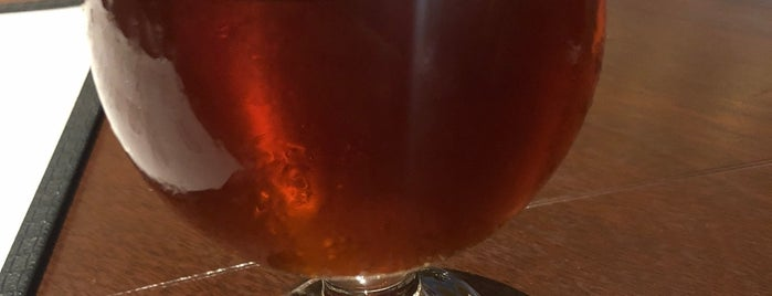 Four Saints Brewing Company is one of NC Craft Breweries.
