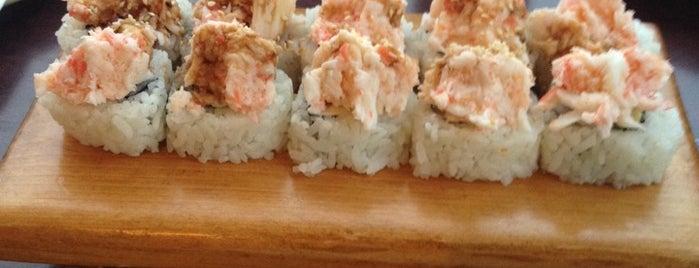 Sushi Yoko is one of Mazatlan.
