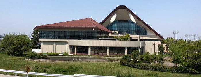 稲永スポーツセンター is one of Orte, die ばぁのすけ39号 gefallen.