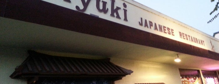 Miyuki Japanese Restaurant is one of Kouros 님이 저장한 장소.