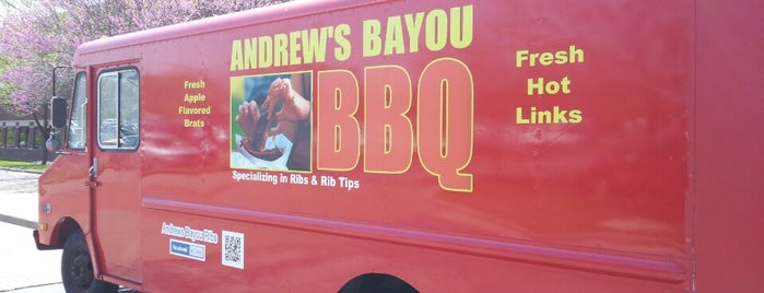 Andrew's Bayou BBQ is one of Sean 님이 좋아한 장소.