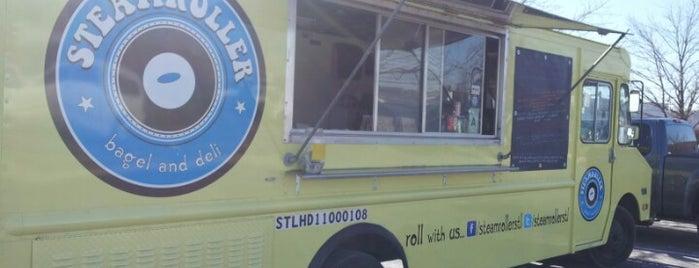 Steamroller is one of Saint Louis Food Trucks.