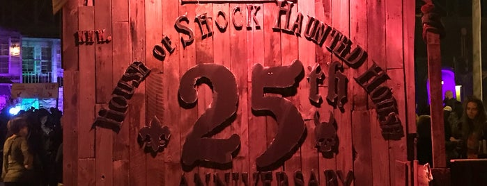 House of Shock is one of Best Haunts and Scares In United States-Halloween.