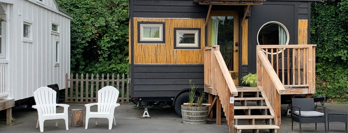 Tiny Digs Portland Hotel is one of Todo - Not Food or Drink.