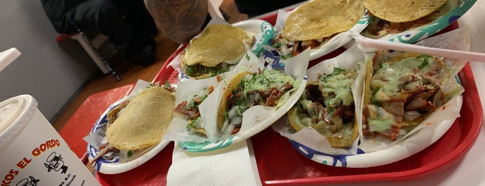 Tacos El Gordo is one of Recs from Friends.