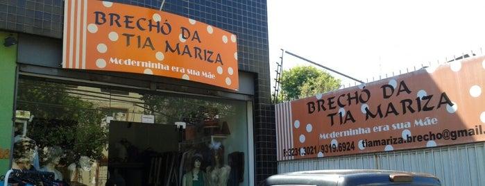 Brechó da Tia Mariza is one of rockin POA.