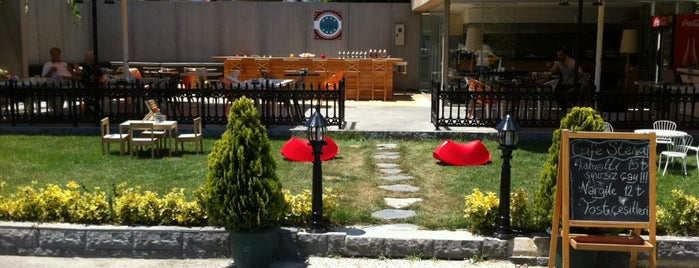 CafeStenia is one of Yeniköy~Tarabya~İstinye~Sarıyer.