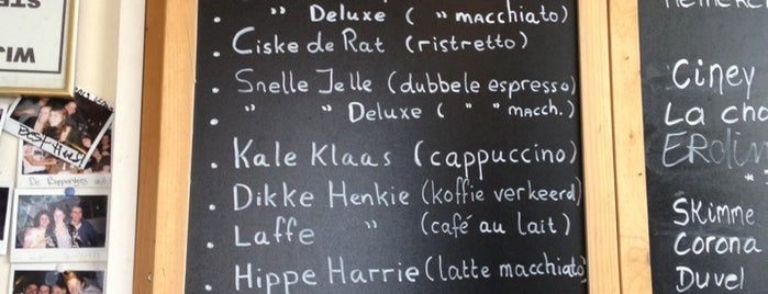 Café Harlem is one of amsterdam.
