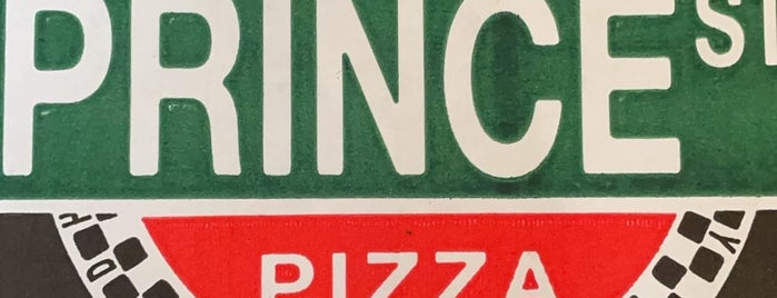Prince St Pizza is one of LA3.