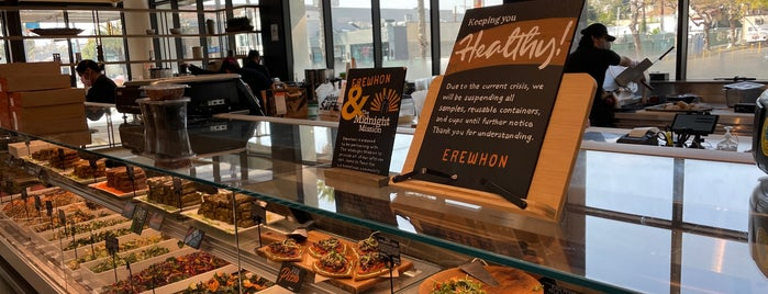 Erewhon Natural Foods Market is one of Vegan LA.