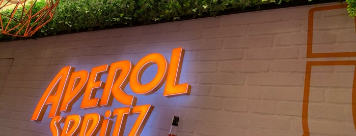 Aperol Spritz Bar is one of Посетить.
