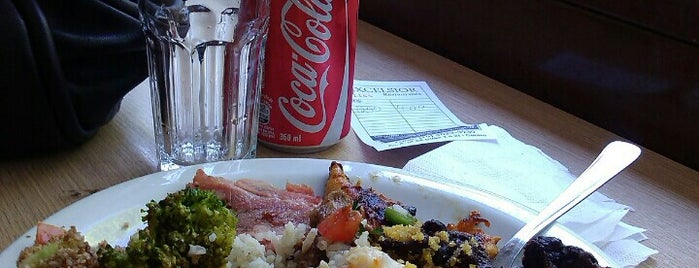 Restaurante Coma Bem Excelsior is one of Rio claro.
