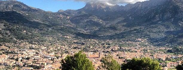 Mirador de Pujol de'n Banya is one of Majorca.