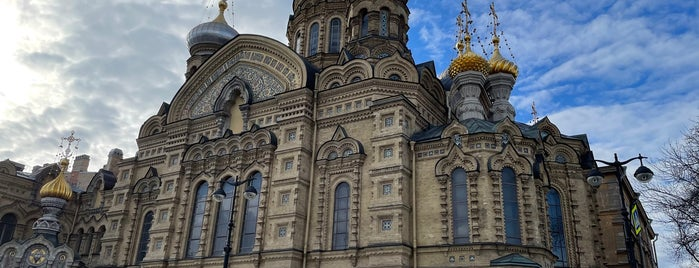 Церковь Успения Пресвятой Богородицы is one of +.