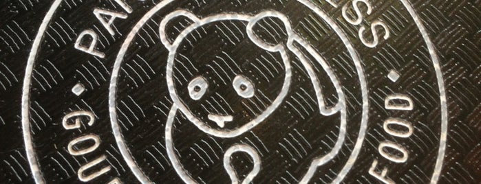 Panda Express is one of Lugares favoritos de Jerry.