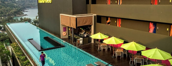 Nook-Dee Hotel is one of VACAY-PHUKET.