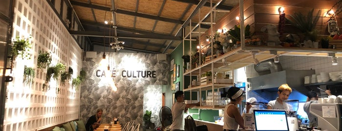 Cafe Culture is one of Alfred 님이 저장한 장소.