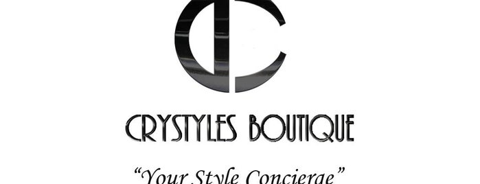 Crystyles Boutique is one of Boutiques.