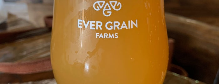 Ever Grain Brewing Co. is one of RT.