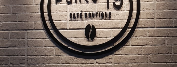 Punto 19 Café is one of Armando 님이 좋아한 장소.