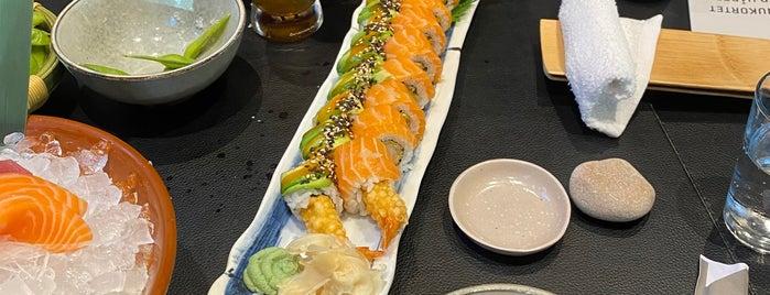 Sticks'n'Sushi is one of Omnomnom Abroad.