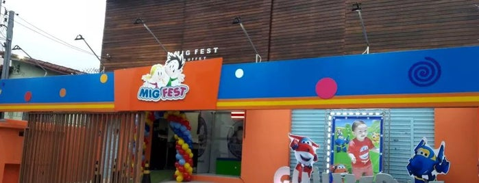 Mig Fest Buffet is one of Buffet MA.
