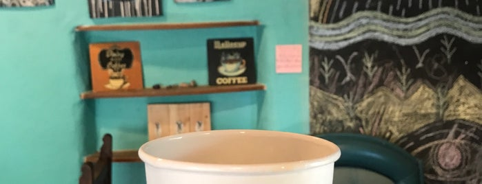 The Coffee Spot is one of Taos.
