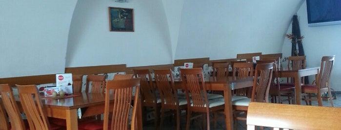 Restaurace Na České is one of Tempat yang Disimpan Francisco.