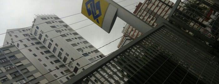 Banco do Brasil, Av. Presidente Wilson - Sao Vicente is one of Marceloさんのお気に入りスポット.