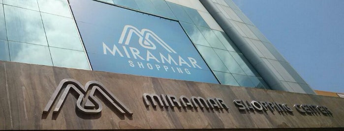 Miramar Shopping is one of Locais curtidos por Fabio.