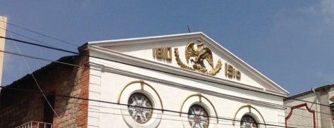 Teatro Centenario is one of Adan Daniel'in Beğendiği Mekanlar.