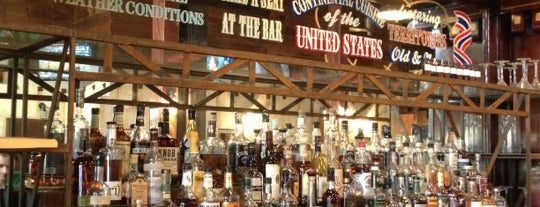 Township Saloon is one of SoCal Bars.