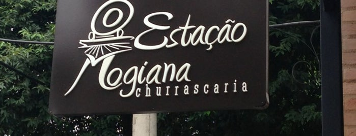 Estação Mogiana Churrascaria is one of Adelinoさんの保存済みスポット.