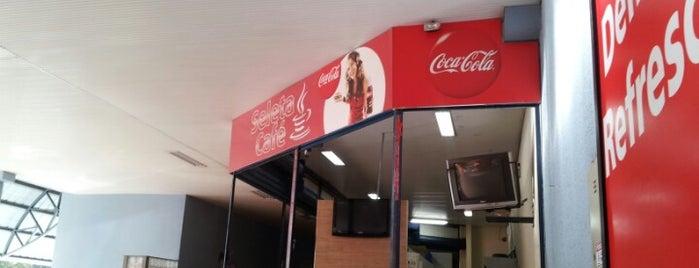 Seleta Café is one of Pra matar a fome.