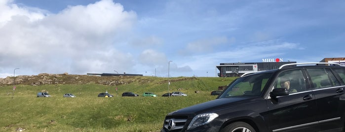 Hoyvík is one of Faroe Island.