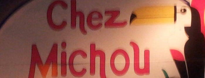 chezmichou is one of Priscila 님이 좋아한 장소.