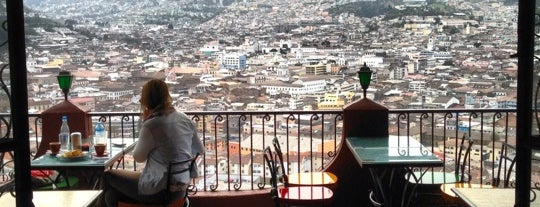 Cafe Guapulo is one of Food & Fun - Quito.