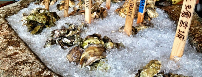 Eventide Oyster Co. is one of 25 Top Spots for Oysters in the U.S..
