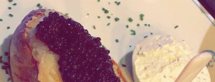 Caviar Kaspia Pop-Up (Riyadh Season 2019) is one of Riyadh Season 2019.