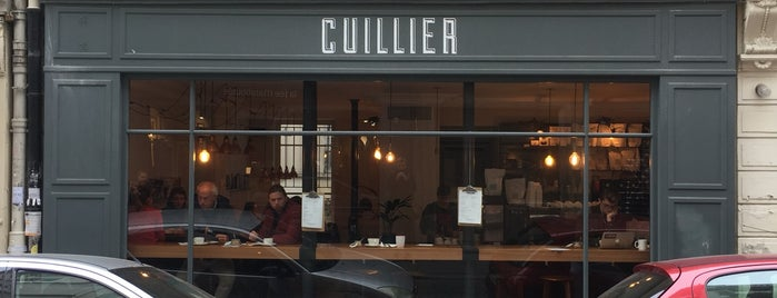 Cuillier Abbesses is one of Paris.