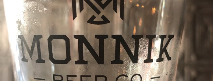 Monnik Beer Company is one of Louisville to-do list.