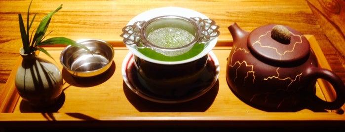 The Green Teahouse is one of Lugares guardados de Arsalan.