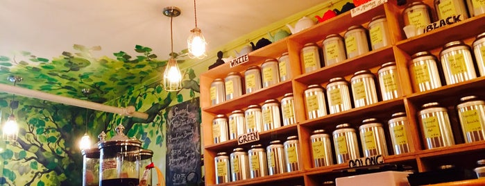 Physical Graffitea is one of Java to Try.