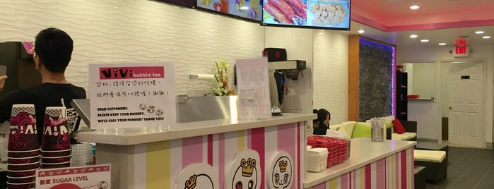 Vivi Bubble Tea is one of barbie'nin Beğendiği Mekanlar.