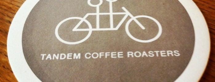 Tandem Coffee Roasters is one of #ThirdWaveWichteln Coffee Places.