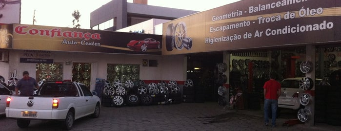 Confiança Auto Center is one of Orte, die Everton gefallen.