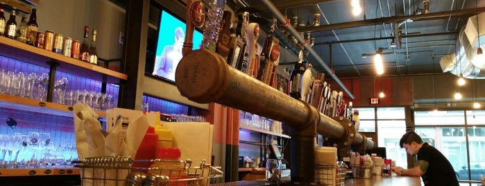 Würst Bier Hall is one of CraftBeer.com's Best Craft Beer Bar in Every State.