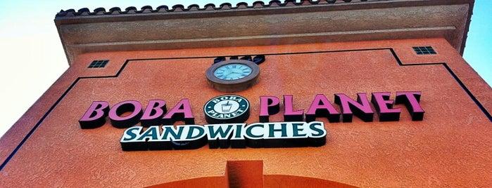 Boba Planet & Sandwiches is one of Orte, die Karenka gefallen.